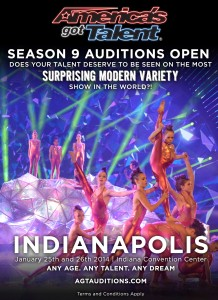 America's Got Talent Auditions in Indianapolis, Indiana