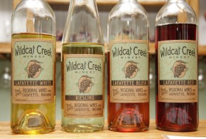 Enjoy the Rich, Bold Flavors of Wildcat Creek Winery!